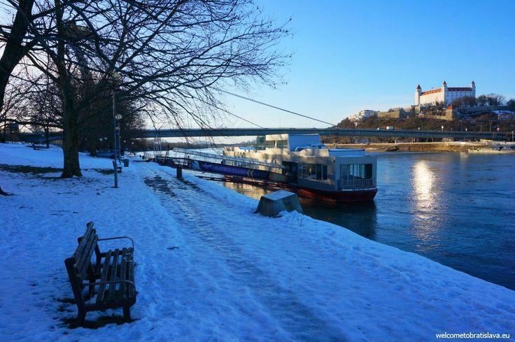 12 IDEAS (NOT ONLY) FOR VALENTINE'S DAY IN BRATISLAVA - WelcomeToBratislava | Tyršovo nábrežie