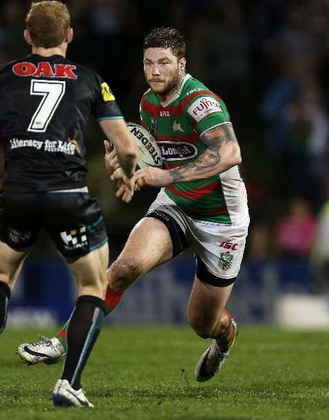 Chris McQueen - South Sydney Rabbitohs | #SouthSydneyRabbitohs #ChrisMcQueen