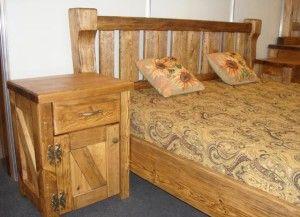 Кровать для дачи своими руками из дерева – разумное решение.