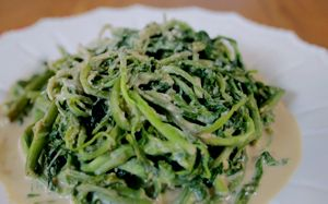 Receita faz parte do episódio de 'Bela cozinha' com Paula Burlamaqui, cujo tema é a soja.