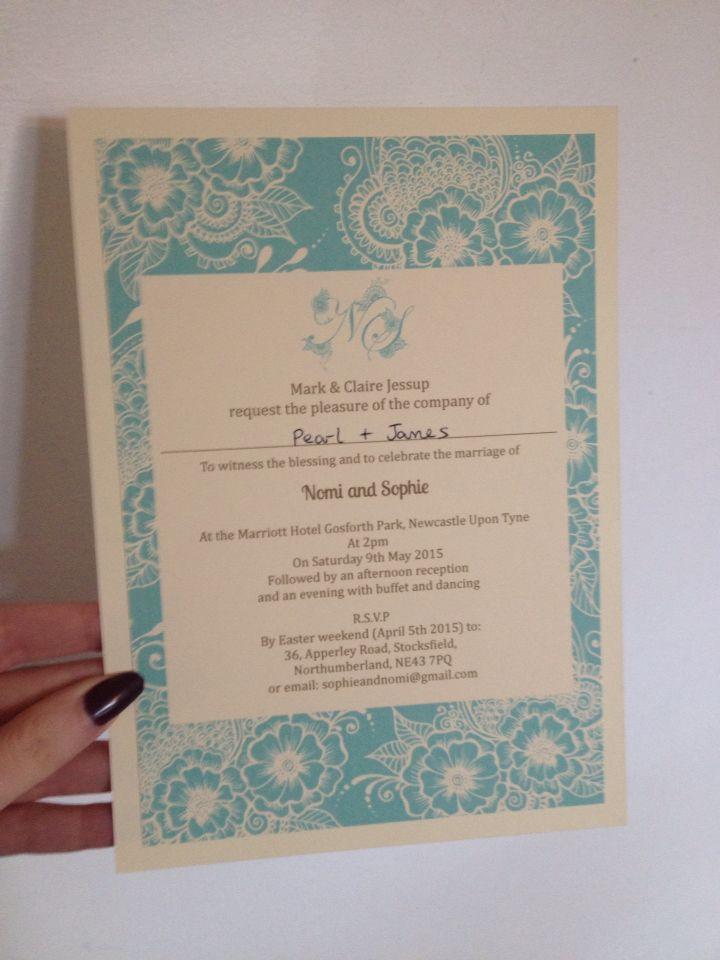 26 best Wedding invitations images on Pinterest | India fashion ...