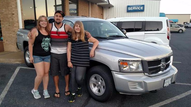 Thank you and congratulations Michael and Kendra Simmons on the purchase of your 2008 Dodge Dakota from Steve Price at Duncan Ford Lincoln Mazda in Blacksburg Virginia. #DuncanFLM