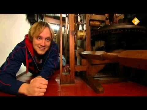 Het Klokhuis maakt geschiedenis: Eise Eisinga - YouTube