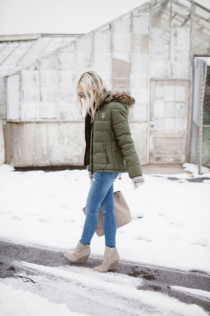 Warmest Winter Coat - Little Miss Fearless