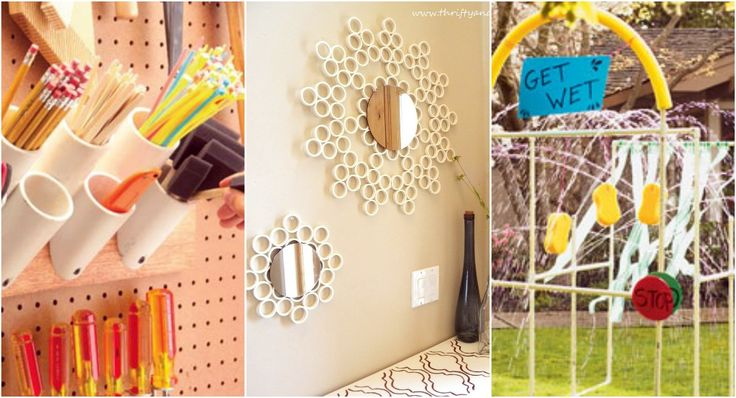 18 best ideas about pvc projects on pinterest toothbrush for Pvc pipe projects ideas