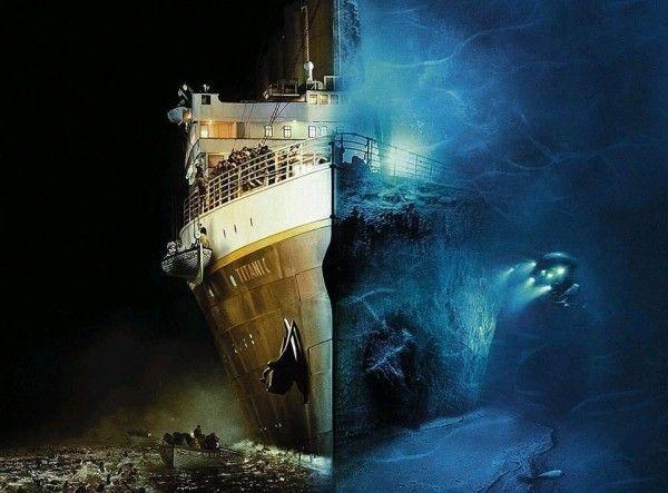 """Relitto del """"Titanic"""" a 3 821 m di profondità"""