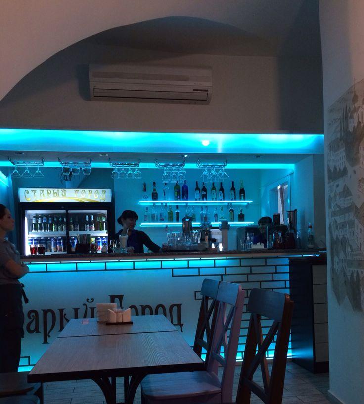 """Кафе """"Старый город"""""""