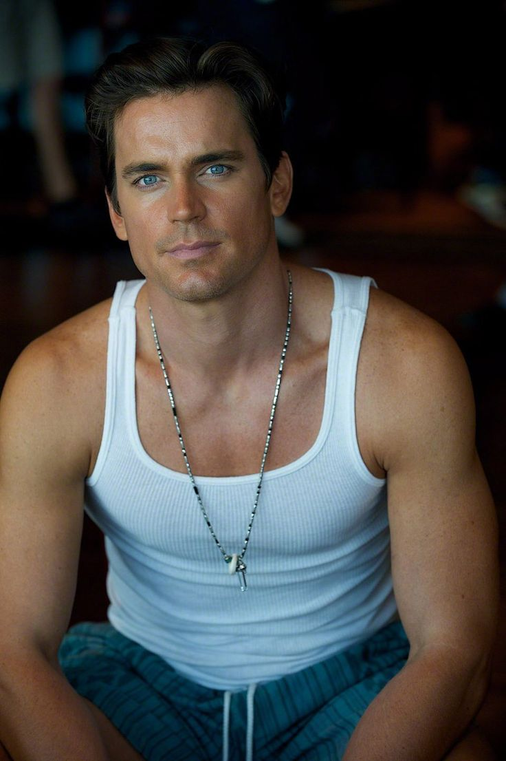 Magic Mike XXL.  Matt Bomer why are you gay (sobs into coffee!)