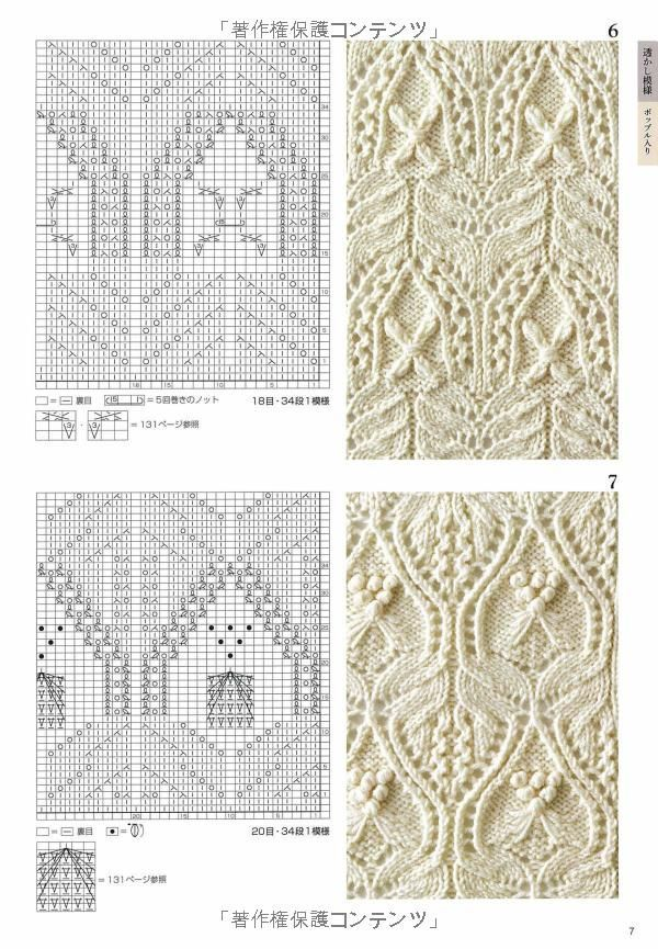 Pattern knitting collection 260 by Shida Hitomi (трейлер)