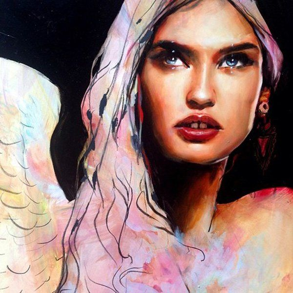 Charming Oil Paintings By Charmaine Olivia | Raafatrola ... - photo#9