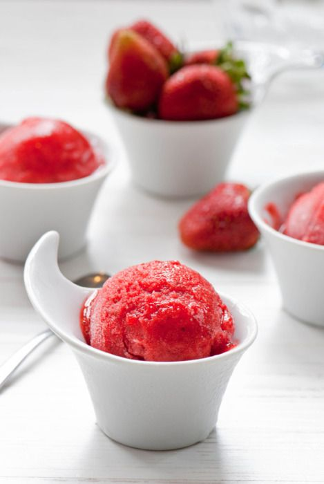 sorbet | ice cream | Pinterest