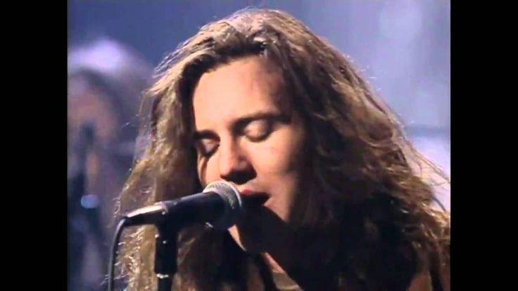 Pearl Jam   Black MTV Unplugged Legendado