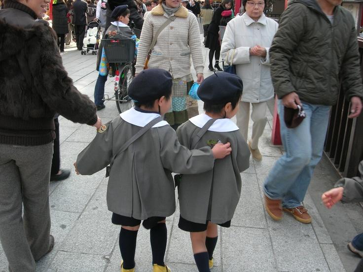 School kids, TokyoSchools Kids