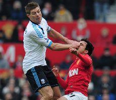 Gerrard dismisses Ferguson criticism