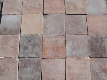 reclaimed terracotta tiles mediterranean - photo #40