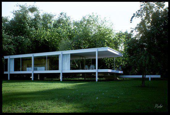 minimalisme, 1960-2000  kenmerken zijn: het gebouw zo ontwerpen dat er alleen het noodzakelijke aanwezig is. Het gaat dus vooral om de eenvoud