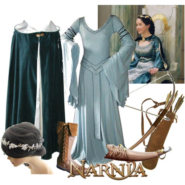 Susan Pevensie By Doctor Who Style On Polyvore Character Inspired Fashion Pinterest