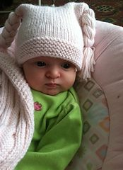 Ravelry: Easiest Baby Hat pattern by Katinka Knits a free pattern and Soooo... cute!