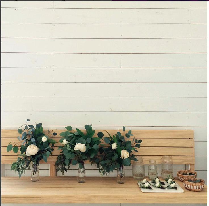 Wedding Altar Flowers With Eucalyptus: 17 Best Ideas About Eucalyptus Bouquet On Pinterest