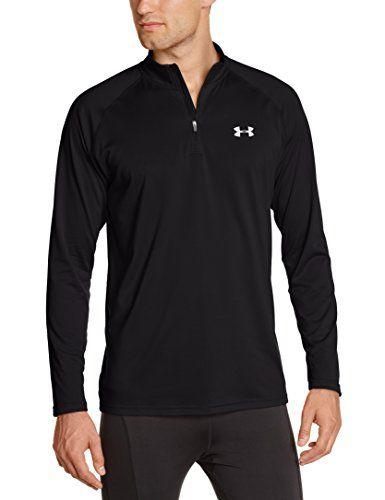 Under Armour UA Tech Fermeture 1/4de Fitness Sweatshirts XL Noir