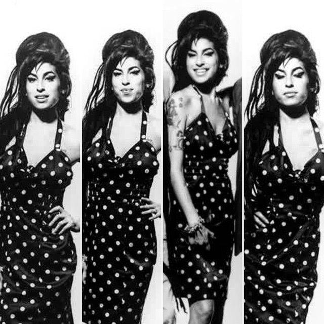 Amy Charmeuse Amy Winehouse Amy Back To Black