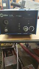 Miller welder S 22 A wire feed