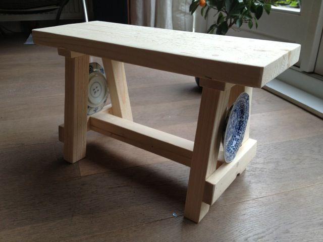 Cursus/workshop klussen, stucen, meubelmaken, houtbewerking, lassen