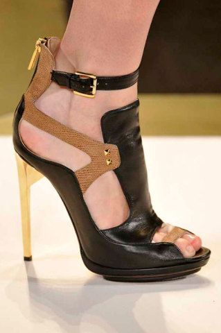 Os principais sapatos da Semana de Moda de Nova York