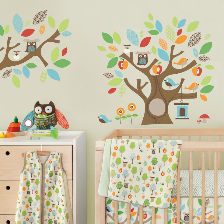 Amazon.com: Skip Hop Wall Decals, Alphabet Zoo (Discontinued by Manufacturer): Baby