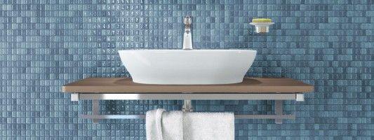 Umývadlá podporu konzolu pre modernú kúpeľňu