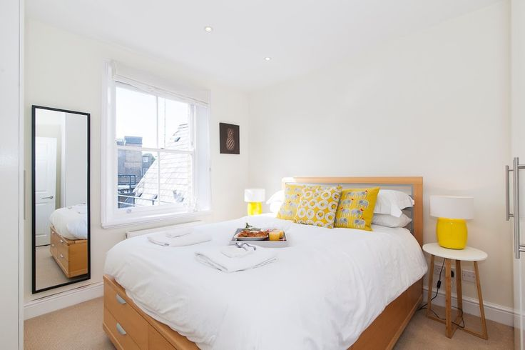 The Craven Terrace Cocoon - TL11 apartment, London, United Kingdom.