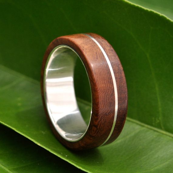 1000+ ideas about Wood Wedding Rings on Pinterest  Wood wedding bands ...
