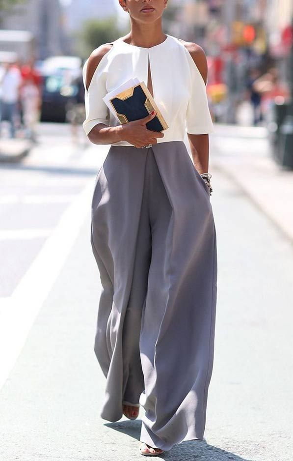 CUT OUT SHOULDERS 8+Fashion+Trends+That+Will+Dominate+2016+via+@PureWow