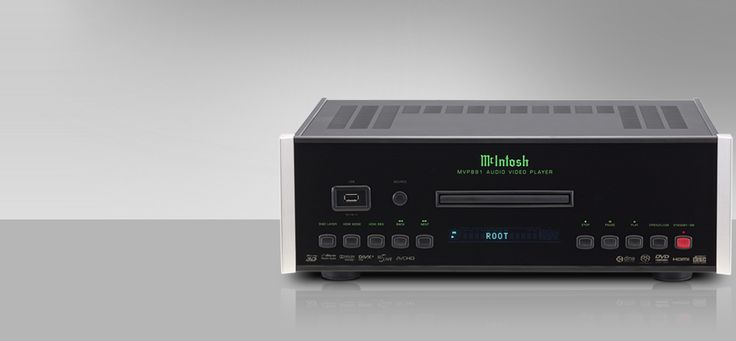 McIntosh Blu-Ray Players for Home Theater
