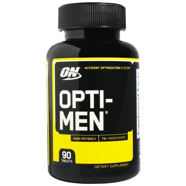 Optimum Nutrition, Opti-Men, Nutrient Opimization System, 90 Tablets
