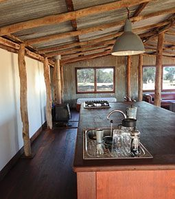 Beermullah, shearing shed conversion
