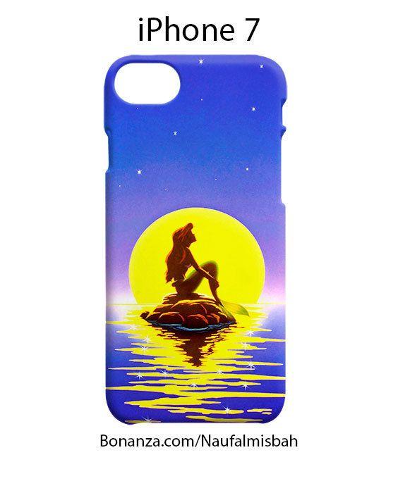 Little Mermaid iPhone 7 Case Cover Wrap Around