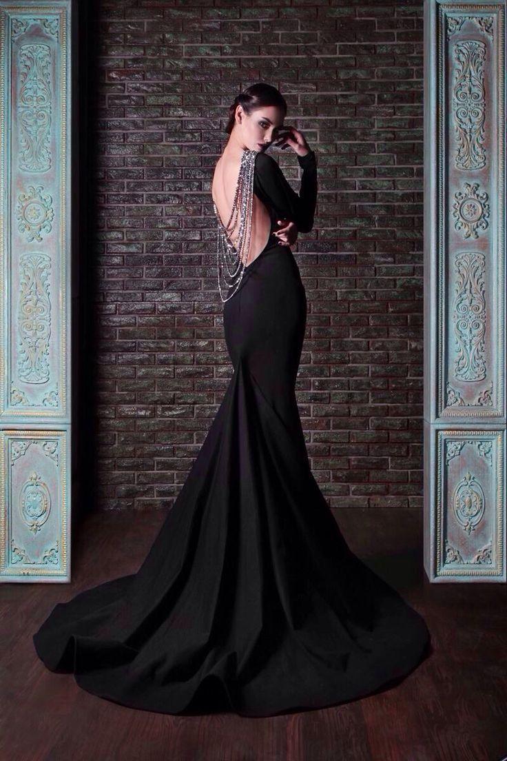 سهرة بيضاء 2014فساتين البيج الرائع للمصمم اللبناني طوني ورداجمل فساتين