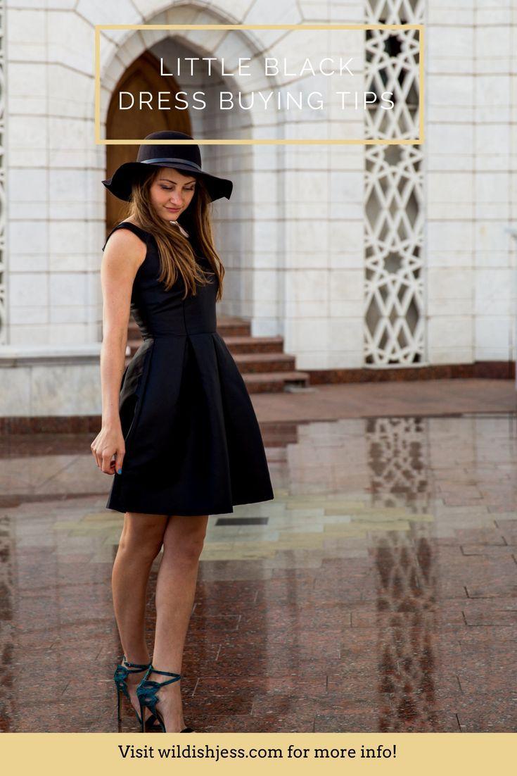 Little Black Dress Buying Tips Dresses Fashion Design For Kids Fashion