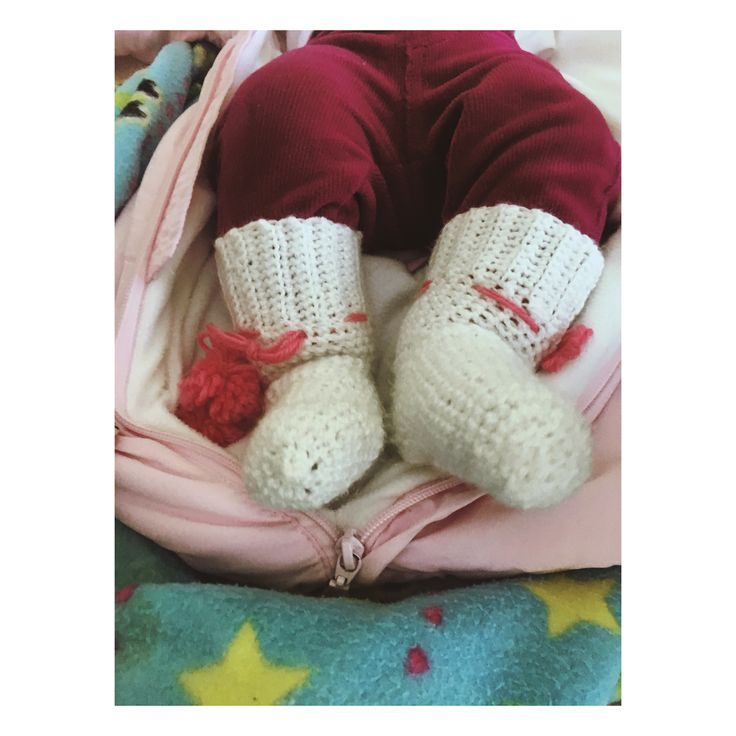 Knitting for baby Isabel ❤️