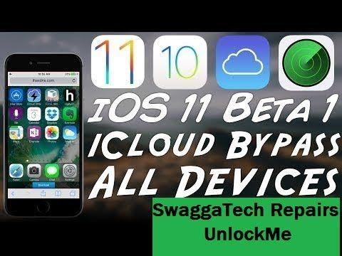 New iCloud unlock for iPhone 6 iOS 11.2 cfw method
