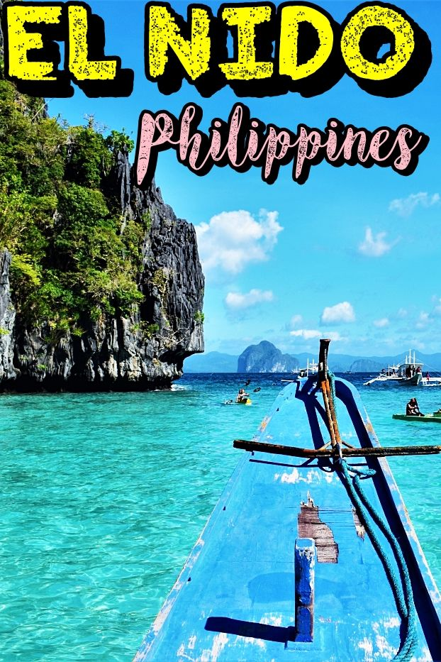 El Nido, Philippines   I visited El Nido in January when I started my 2-month trip to Southeast Asia. The city and its surroundings in Bacuit Bay were the number 3 destination in Palawan, after a few days spent in Puerto Princesa and San Vicente. I spent 5 full days here but still felt that they were not enough and that I didn't do what I wanted and could do. After all, who would be bored of the 45 islands, each with different characteristics, in El Nido? I certainly do not.
