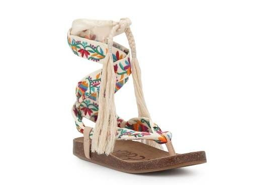 BOHO CHIC FEET - BIGBANG SHOES