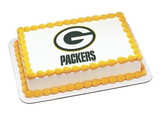 best 25  packers cake ideas on pinterest