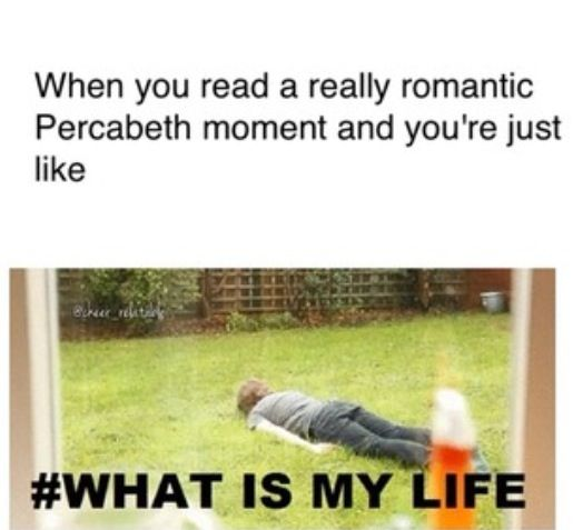 #WHAT IS MY LIFE | Percabeth | Percy Jackson and the Olympians | Heroes of Olympus