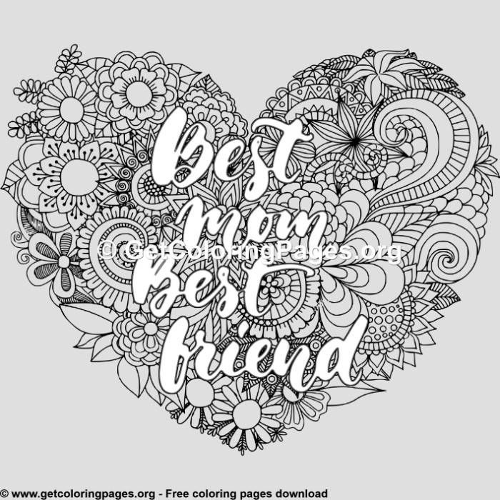 Best Friends Coloring Page Cute Coloring Pages Best Friend Drawings Coloring Pages For Girls