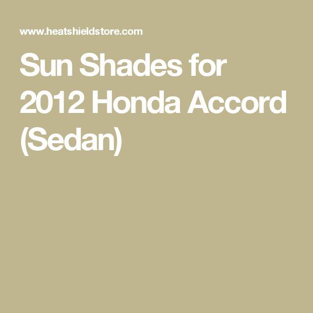 17 Best Ideas About 2012 Honda Accord On Pinterest
