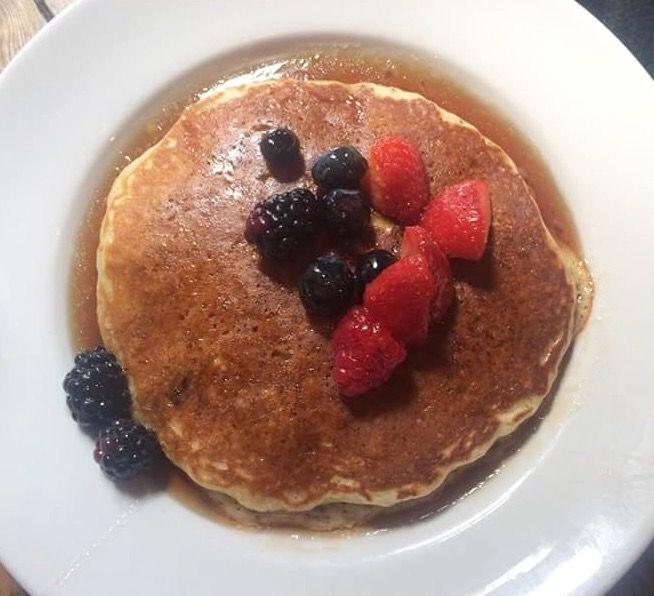 Big pancakes à l'américaine