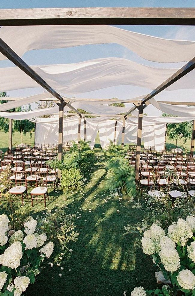intimate wedding venues south england%0A Vermont Wedding  For a wedding in Stowe  Vermont  Helmstetter built a  reclaimedwood structure in the middle of an open field to create a  hiddengarden