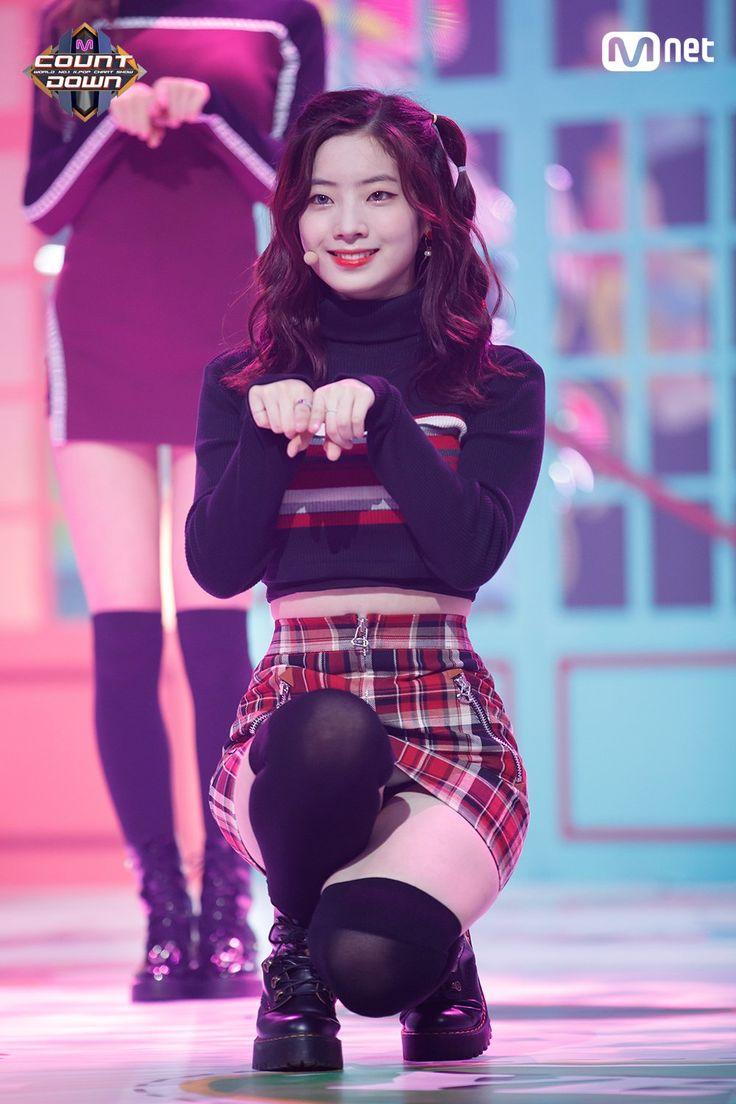 171102 TWICE Dahyun @ M!Countdown (Likey)